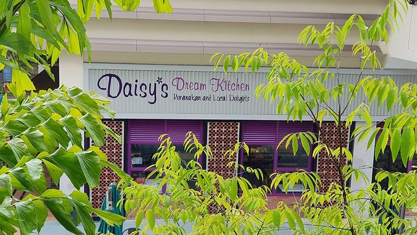 Daisy's Dream Kitchen @ Temasek Club, Singapore