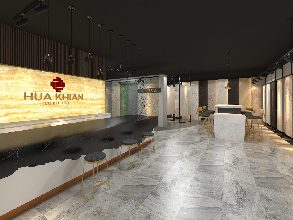 Hua Khian Showroom, Singapore