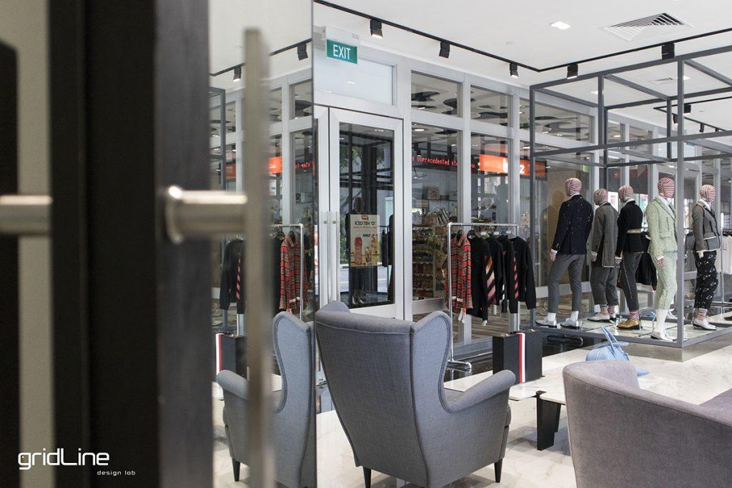 Wilkie Edge Retail Outlet, Singapore