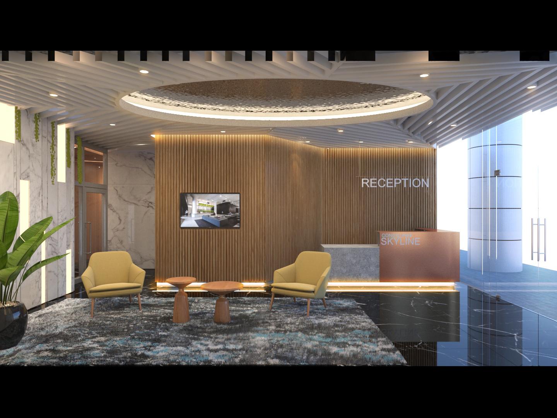 Concourse Skyline Condominium – Lobby, Singapore