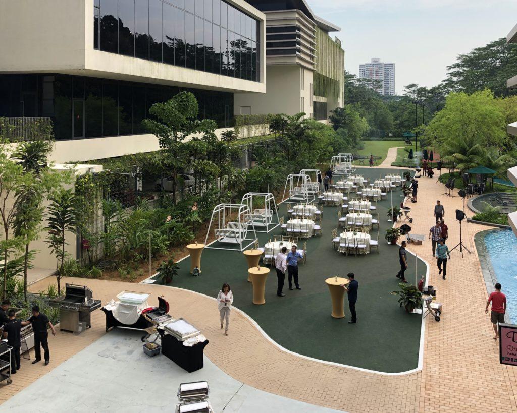 Temasek Club, Singapore