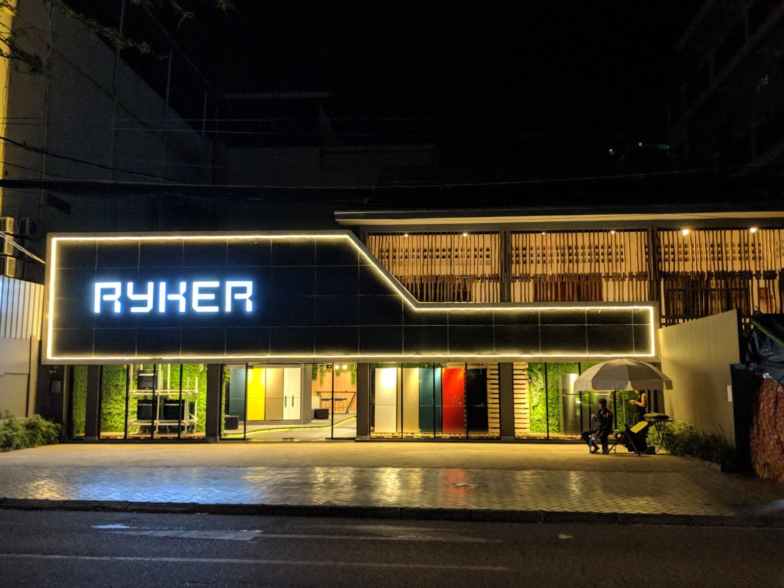 Ryker, Cambodia