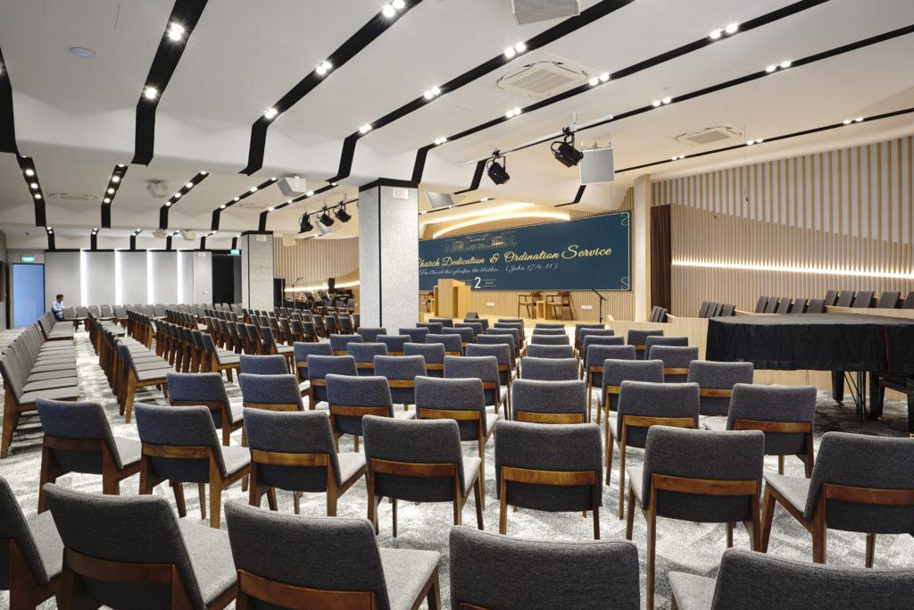 Zion Church, Singapore